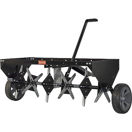 Amazon Com Agri Fab 45 0518 40 Tow Plug Aerator Black Garden Outdoor