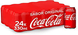 Coca-Cola Sabor Original Lata - 330 ml (Pack de 24