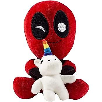 Marvel Yellow Deadpool Plush 7463 Accessory Toys /& Games Funko Mopeez