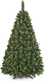 comprar comparacion DWA ARBOL Navidad Grande en Caja, Bosque Tradicional Verde Soporte (220 cm, Young Pine)