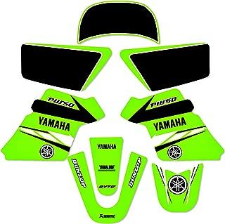 pw50 green plastic kit
