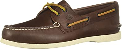 Sperry A/O 2 Eye, Chaussures Bateau Homme,
