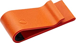 Cauden Carbon Fiber Leather Moneyclip. Light Card holder Wallet