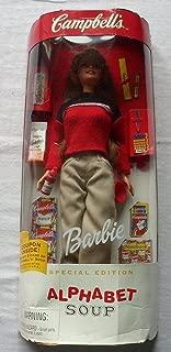 Mattel Campbells Speical Edition Alphabet Soup Barbie