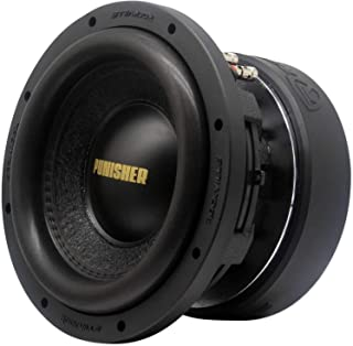 """$149 » Rockville Punisher 10D2 10"""" 5000w Peak Competition Car Audio Subwoofer Dual 2-Ohm Sub 1250w RMS CEA Rated"""
