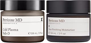 Perricone MD Face Finishing Moisturizer & Cold Plasma Sub-D Beauty Combo, 4 Ounce