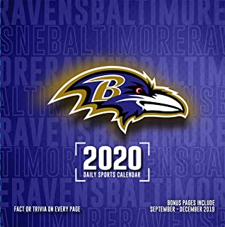 Best ravens desk calendar Reviews