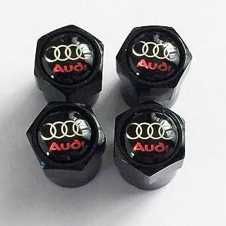 Tapón de válvula negro AudiPara A3, A4, A5, A6, TT, RS