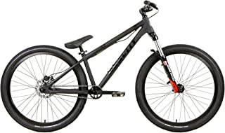Gravity CoJones Fly Dirt Jump Bike 26 Inch Wheel Manitou Circus Suspension Fork DJ Disc Brake