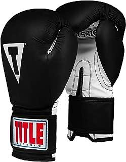 Title Classic Retaliate Boxing Gloves