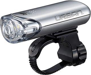 キャットアイ(CAT EYE) 自転車用LEDライト ヘッドライト URBAN アーバン HL-EL145 前照灯として使える JIS規格・BAAのライト準拠モデル 800カンデラの明るさ