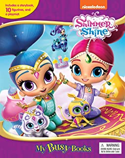 Shimmer and Shine My Busy Book