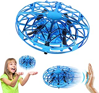ZeroPlusOne® Hand Operated Drones for Kids or Adults - Air Magic Scoot Hands Free Mini Drone Helicopter, Easy Indoor UFO F...
