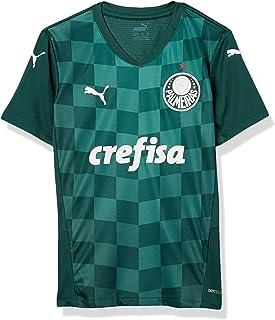 Camisa Palmeiras Infantil I 2021 Verde 14A