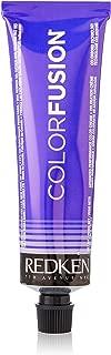 Redken Color Fusion Color Cream Cool Fashion for Unisex, No. 6bv Brown/Violet, 2.1 Ounce