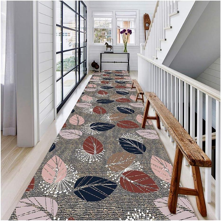 GFBHD Entry Way Rug Corridor Plant Flowers 3D Overseas parallel import regular item Carpet Sacramento Mall