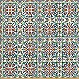 ABAKUHAUS Geometrisch Stoff als Meterware, Spanisch