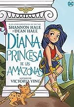 Diana, Princesa de las amazonas (DC KIDS) (Spanish Edition)