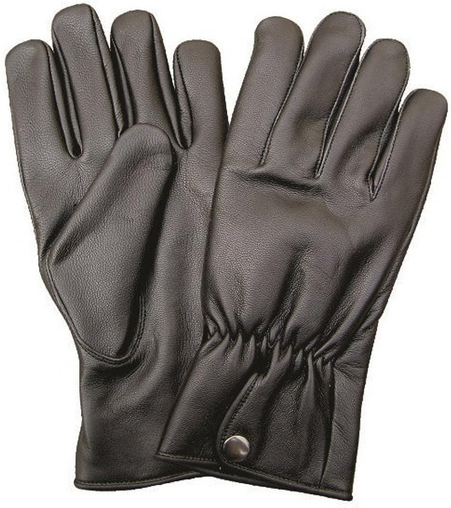Allstate Leather Unisex Adult AL3027 Full finger plain glove