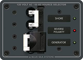 AC Toggle Source Selector 120V AC 50A