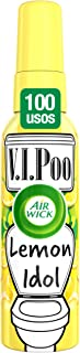 Air Wick VIPoo Spray para el WC, Limón - 55 ml