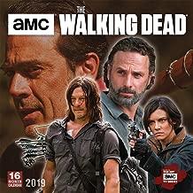Walking Dead - 2019 Wall Calendar - 12x12