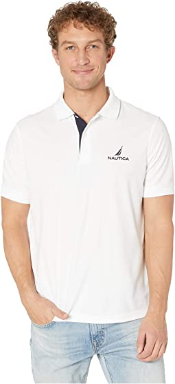 Solid Classic Fit Navtech Polo