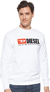 Diesel Men's S-Crew-Division SWEA Sweatshirt