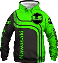 3D Graphic Printed Hoodie Fit Can-am Racing Fans,Racing Hooded Sweatshirt for Can-am Team,Made of Elastic Polyester,Unisex 2X-Large,Yellow