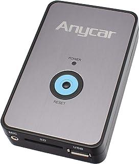 USB SD AUX MP3 Adapter + Bluetooth Freisprechanlage für VW: RCD 210, RNS 310 ab Juli 2010         Skoda: Beat, Cruise, Swing ab Juli 2010