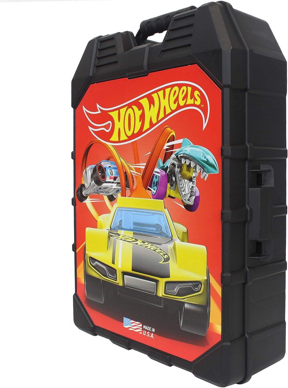Details about  /48 Hot Wheels Car Carrying Case Vehicles Matchbox DieCast Organizer Storage Box
