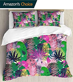 PikaQ Microfiber Pattern Quilt Cover,Quilt Cover 86