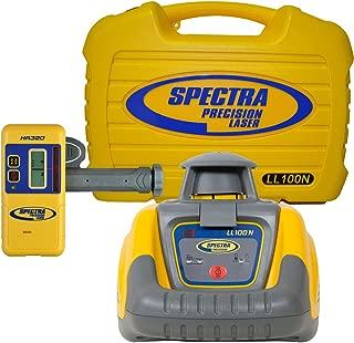 laser level spectra precision 1452