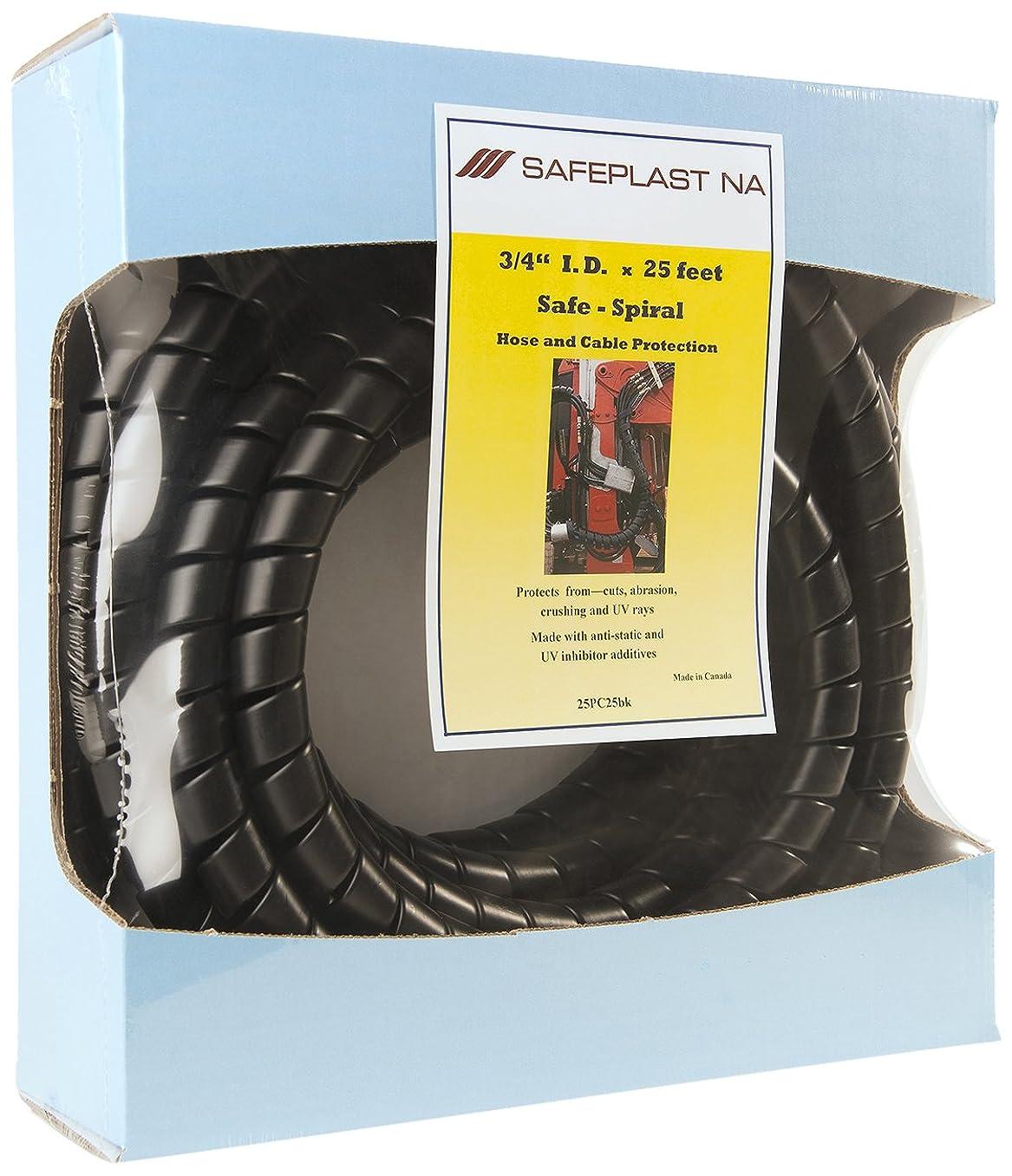 Pre-Cut Spiral Wrap Hose Protector, 1.0