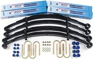 BDS 405H 82-86 CJ5/CJ7 2.5/2.5 Spring Suspension Kit