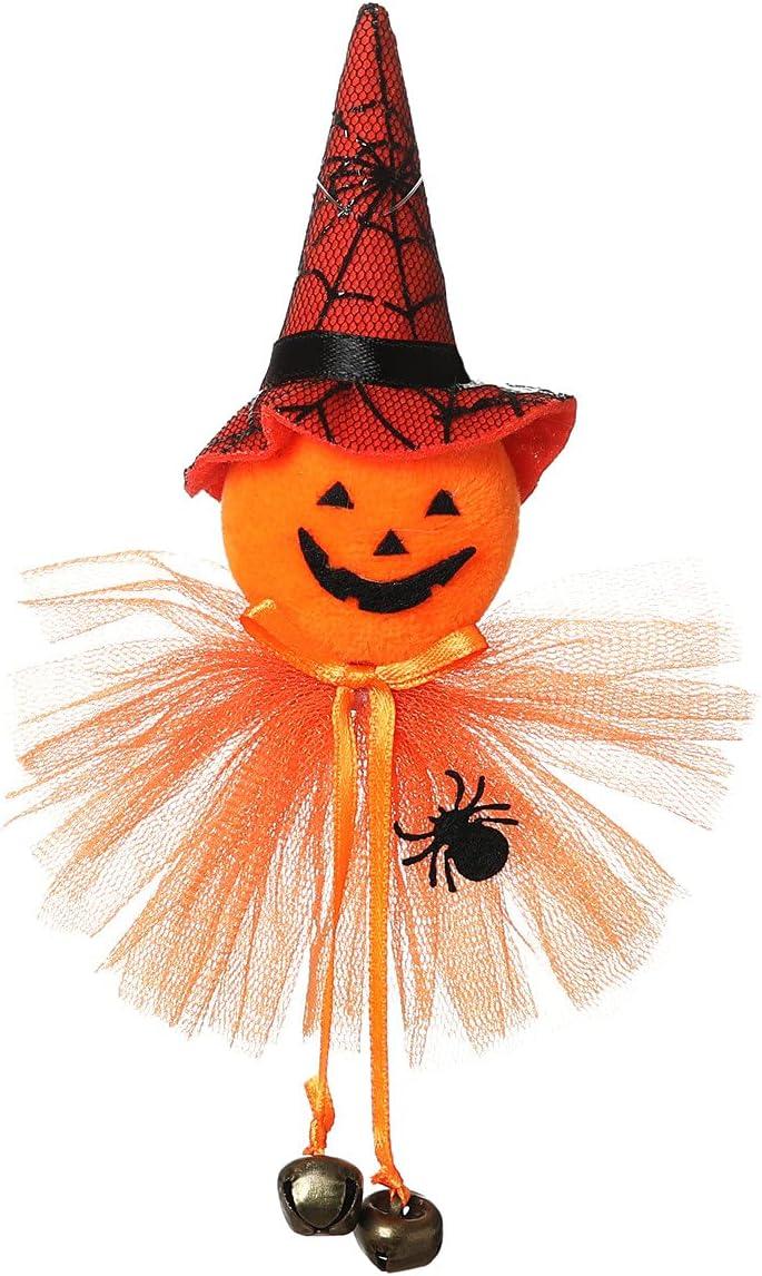SJKU Halloween Gnome Plush Pumpkin Doll Faceless Rudolph Discount mail order G Bargain