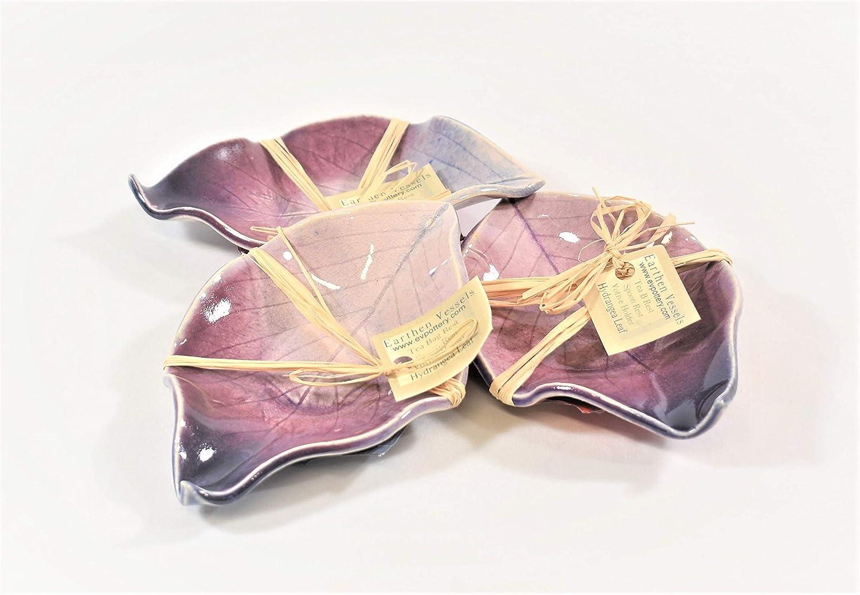 Earthen Vessels Pottery Handmade Tea Holder Regular store trend rank Bag Rest Teaspoon