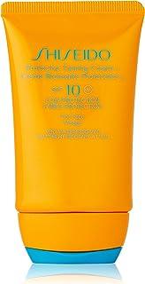 Shiseido Protective Tanning Cream N SPF10, 50ml