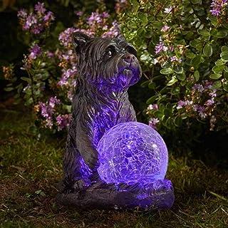 Solar Powered Animals Lawn Light Ornament Garden Outdoor Yard Landscape Lamp