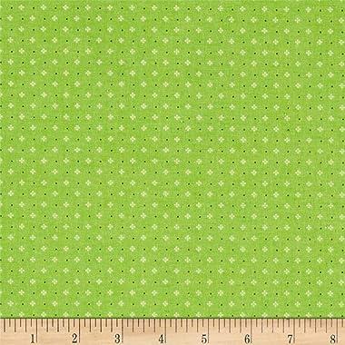 Riley Blake Designs Riley Blake Farm Girl Vintage Calico Green, Quilt Fabric by the Yard
