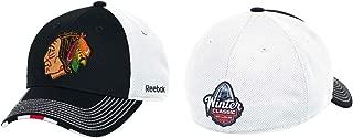 Reebok Chicago Blackhawks NHL 2017 Winter Classic Coaches Flex Fit Hat/Cap