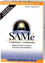 Source Naturals Double Strength Same - 400 mg - 30 Tablets
