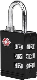 Travelon TSA Luggage Lock, Black