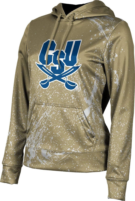 ProSphere Charleston Southern University Girls' Pullover Hoodie, School Spirit Sweatshirt (Splatter)