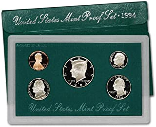 1964 proof set us coins