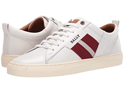 Bally New Helvio Sneaker (White) Men