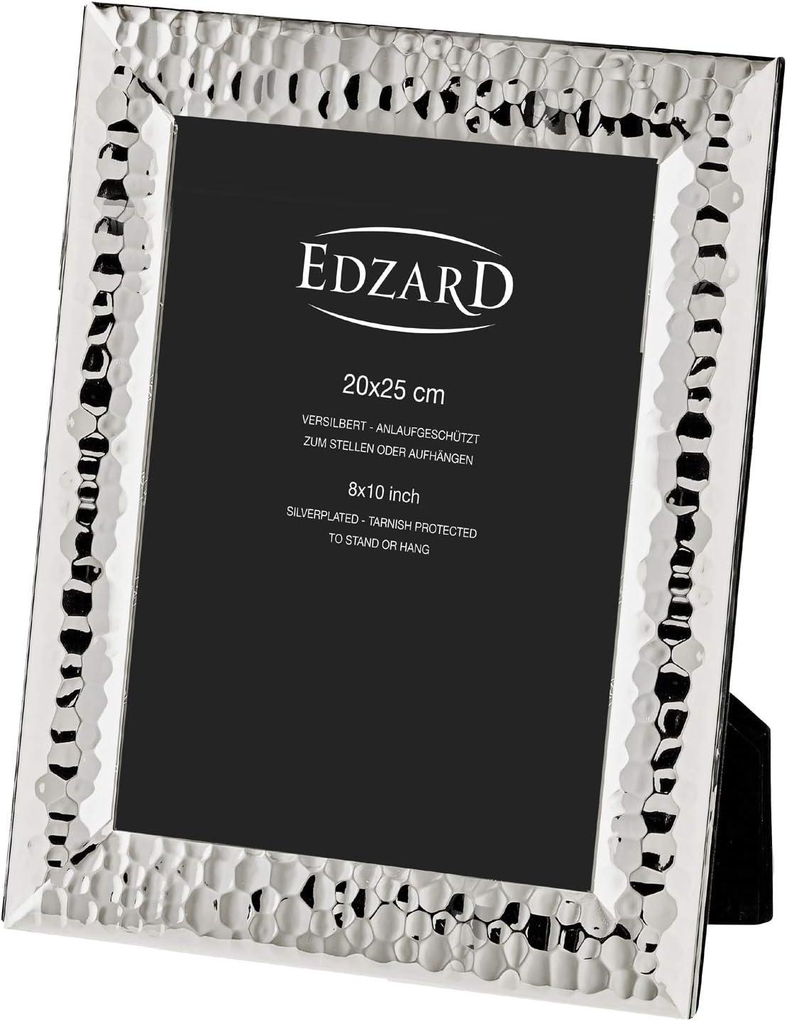 Edzard Marco Gubbio, Plateado, Protegido contra el deslustre, para Foto 20 x 25 cm