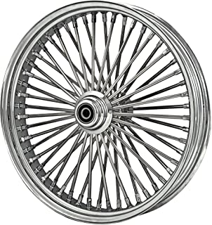 DNA Mammoth Spoke - 18in. x 3.5in. - Rear Wheel , Position: Rear, Rim Size: 18, Color: Chrome MS18362342A