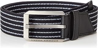 Under Armour Men UA Men's Stretch Belt, Comfortable Belt, Waist Belt