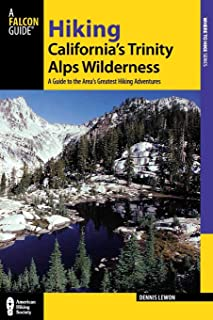 trinity alps trails